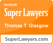 Rated by Super Lawyers Thomas T. Glasgow