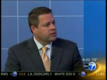 Embedded thumbnail for Thomas Glasgow Discusses Illinois DUI Law & Breathalyzer Requirements on ABC 7 News